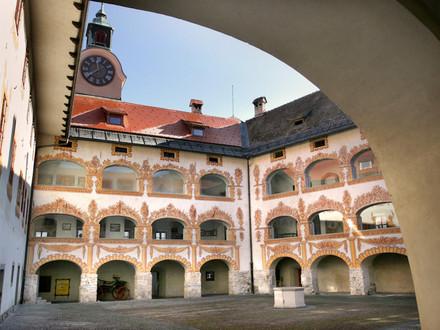 Schloss Gewerkenegg - Stadtmuseum Idrija, Idrija