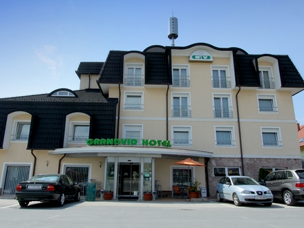 Grandvid Hotel, Ljubljana and its Surroundings