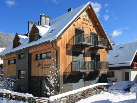 La casa del riposo attivo Bernik - appartamenti, Alpi Giulie