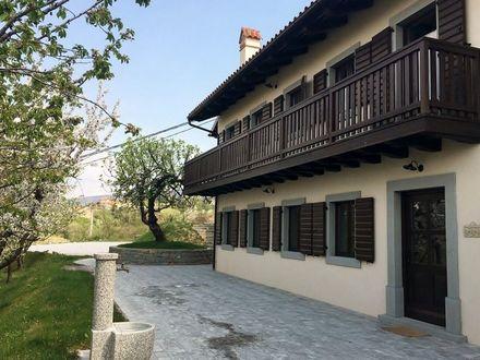 Hiša Cherry Orchard, Goriška brda