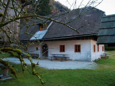 Hütte Radovna, Die Julischen Alpe
