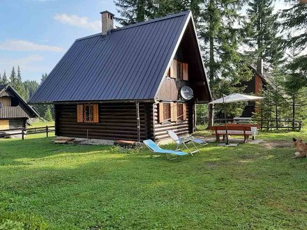 Haus auf Pokljuka, Bled