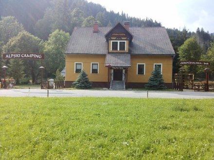 Hostel Stara pošta auf Jezersko, Die Julischen Alpe