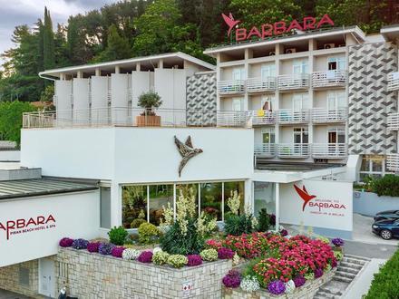 Hotel Barbara Fiesa, Coast