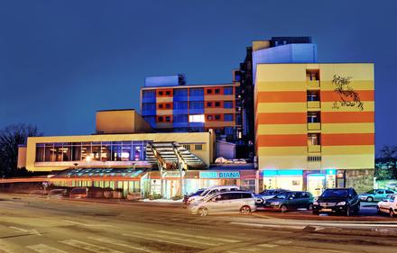 Hotel Diana, Prekmurje