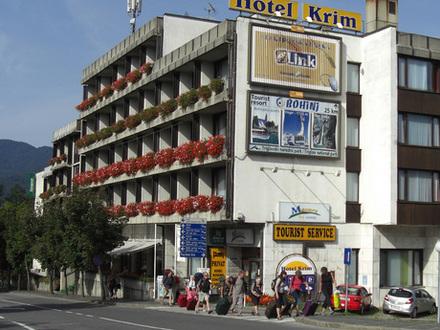 Hotel Krim Bled, Bled