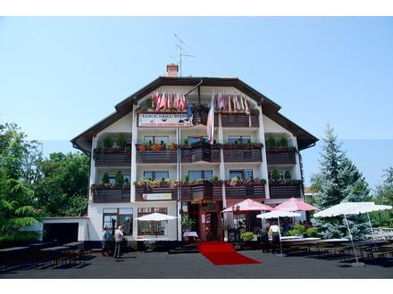 Hotel Krona, Ljubljana z okolico