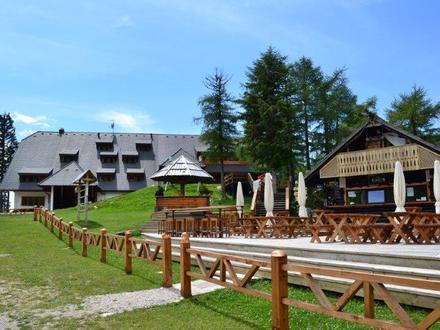 Hotel Krvavec, Alpi Giulie