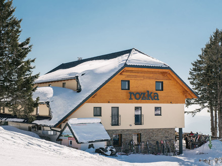 Hotel Rozka Krvavec, Julian Alps