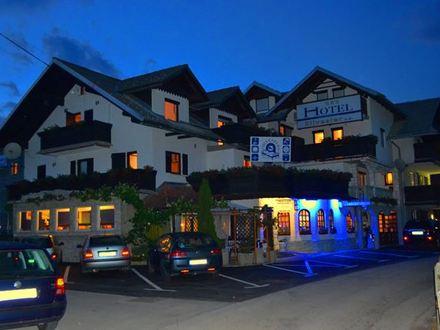 Hotel Silvester, Die Julischen Alpe