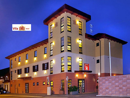 Hotel Vila Emei, Maribor e Pohorje e i suoi dintorni