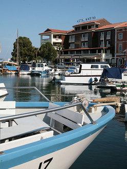 Hotel Marina Izola, Coast