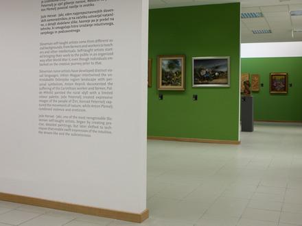 Galerija likovnih samorastnikov Trebnje, Dolenjska