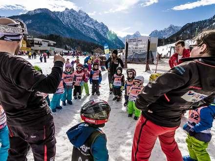 Intersport Bernik  - Ausleihe - Service , Die Julischen Alpe