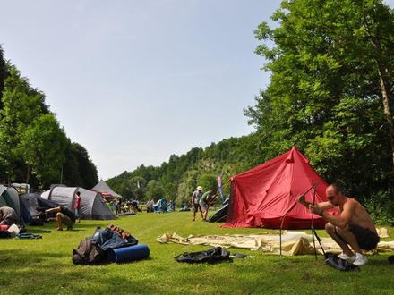 Kamp Jankovič - Stari pod, Bela krajina