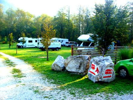 Campeggio Rut Kobarid, Kobarid