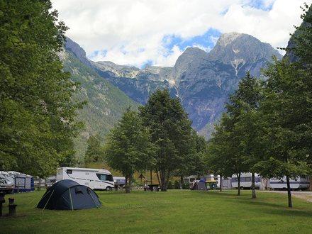 Kamp Triglav, Dolina Soče