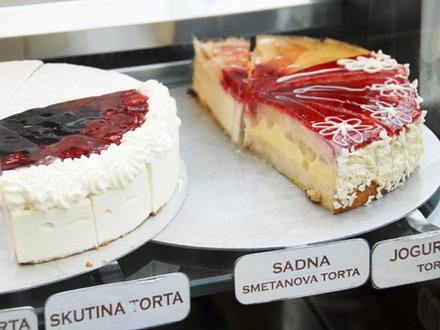 Kavarna in slaščičarna Rendez vous, Julijske Alpe