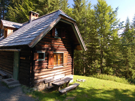 Vacation cottage at Goreljek - Pokljuka, Bled