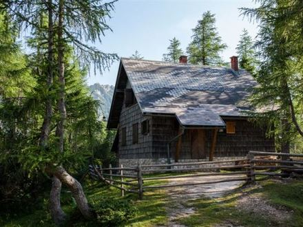Vršič hut, Julian Alps