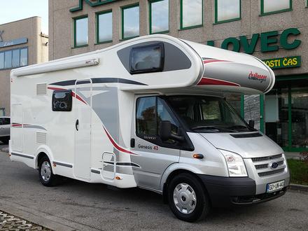 Koptex caravan, Nova Gorica