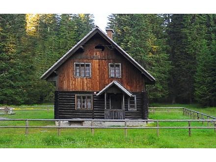 Little forest cottage Pokljuka, Bled
