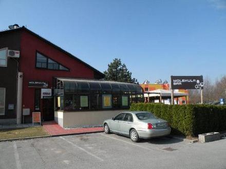 Molekula bar  , Ljubljana z okolico