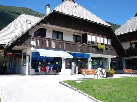 MONARH SPORT Kranjska Gora, Die Julischen Alpe