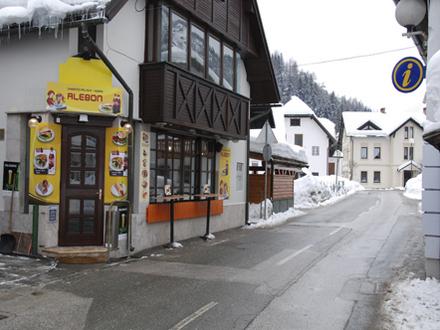 Kebab ALEBON, Julian Alps