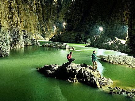 Parco Grotte di Škocjan, Divača