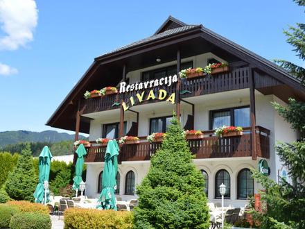 Penzion Livada, Alpi Giulie