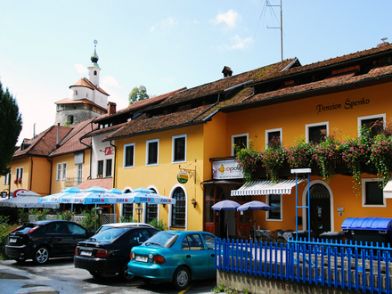 Boarding house Špenko, Ljubljana and its Surroundings