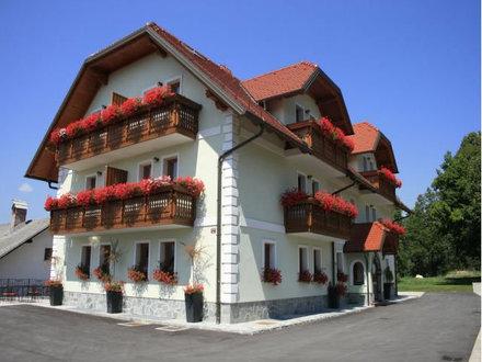 Pension Török , Die Julischen Alpe