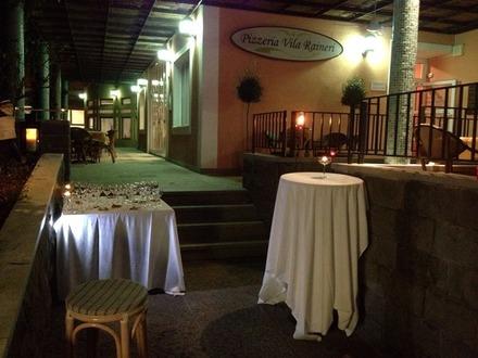 Pizzeria Vila Raineri, Coast