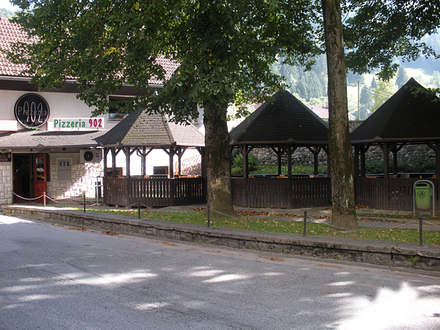 Pizzeria 902 Gornji Grad, Gornji Grad