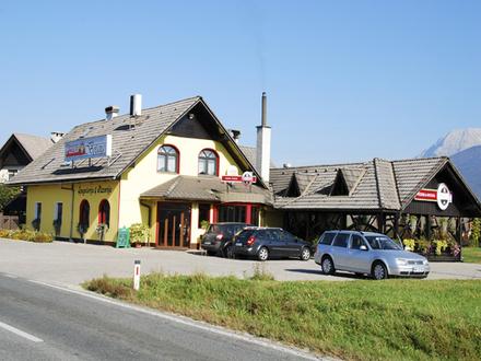 Pizzerija in špageterija Botana, Julijske Alpe