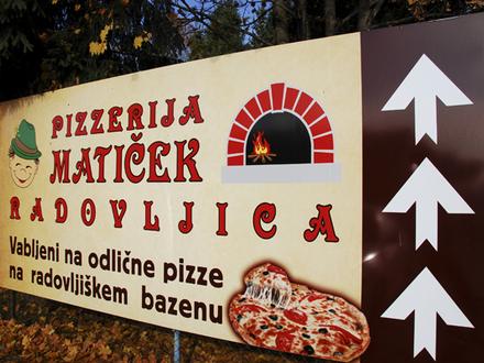 Pizzerija Matiček, Julijske Alpe