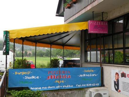 Pizzerija Melita, Ljubljana und Umgebung