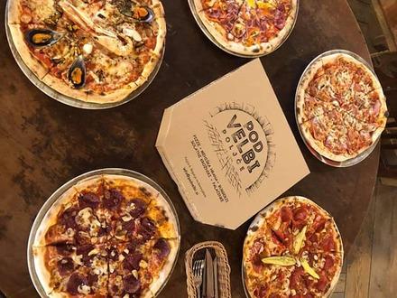 Pizzerija Pod Velbi, Julijske Alpe