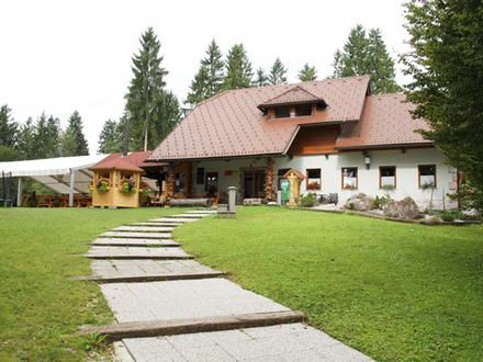 Mountain hut Komenda, Ljubljana and its Surroundings