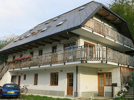Casa turistica Mala vas, Bovec
