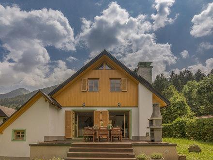 Ferienhaus Planina, Die Julischen Alpe