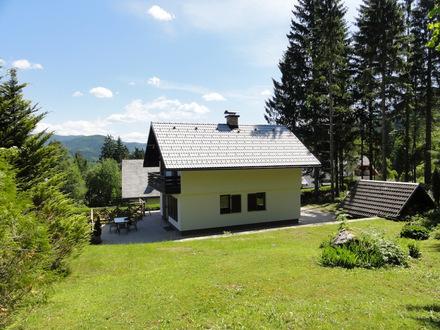 Počitniška hiša Vila Belica, Julijske Alpe