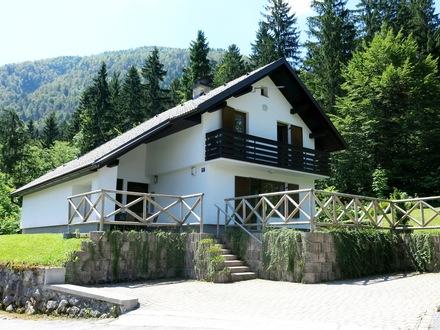 Ferienhaus Vila Belica, Die Julischen Alpe