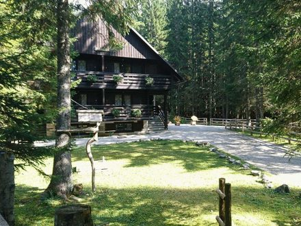 Holiday house Piranka Pokljuka, Bled