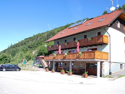 Pr Ambružarju - sobe blizu Krvavca, Julijske Alpe