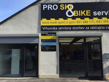 PRO SKI & BIKE SERVICE and SHOP, Ljubljana and its Surroundings