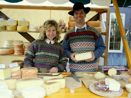 Proizvodnja sirov in mlečnih izdelkov - Kmetija Pustotnik, Julijske Alpe