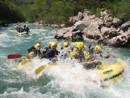 Kofler-Sport-eine Sportagentur, Die Julischen Alpe