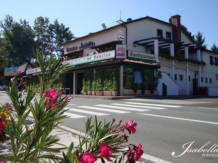 Restavracija Isabella, Ilirska Bistrica